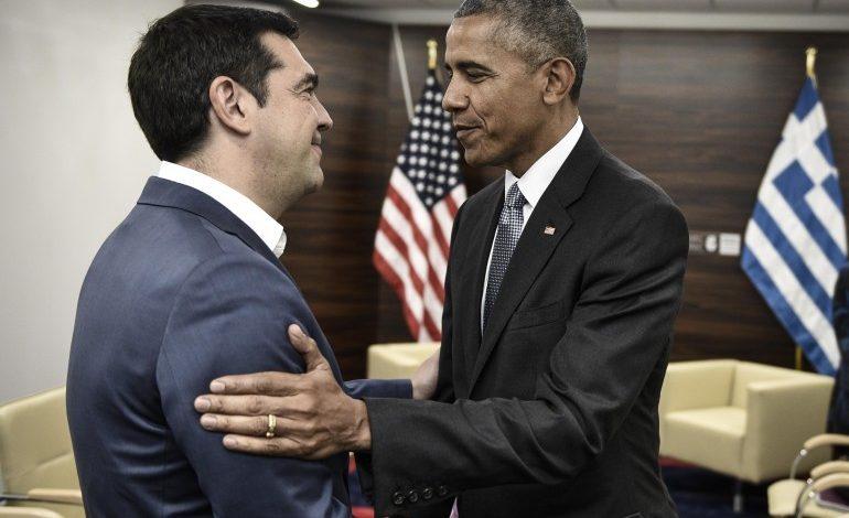 SYRİZA'nın emperyalizm işbirlikçiliği bir kere daha tescillendi: Yunan emekçilere Obama yasağı