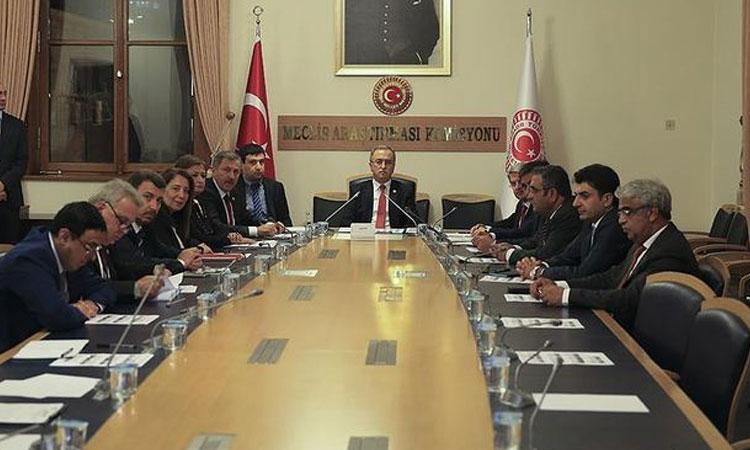 Darbeyi araştırma komisyonuna AKP darbesi!