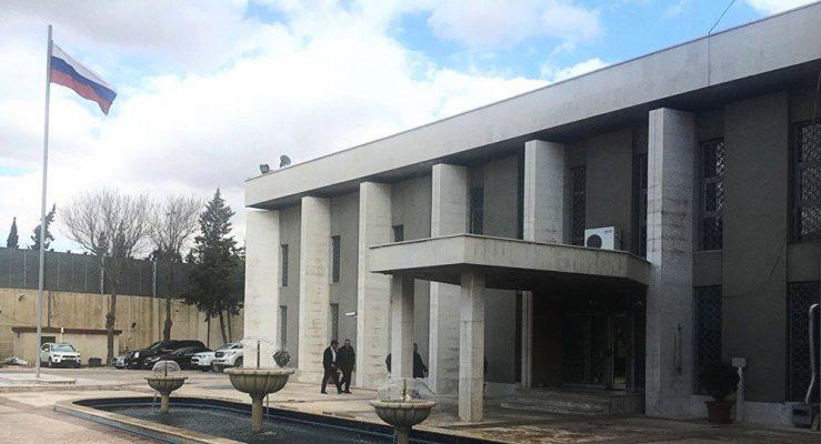 SON DAKİKA | Rusya'nın Şam Büyükelçiliği'ne havan topu saldırısı!