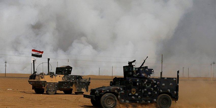 Türkiye'ye zehirli gaz tehdidi: IŞİD'in yaktığı sülfür asit yağmuruna yol açacak