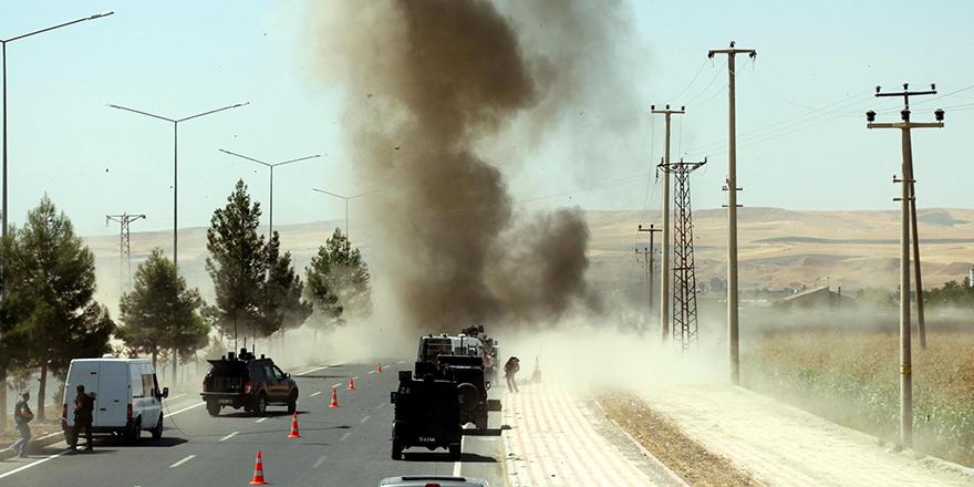 Beş ilde saldırı ve patlama haberi: 3 asker yaşamını yitirdi, 16 asker yaralandı