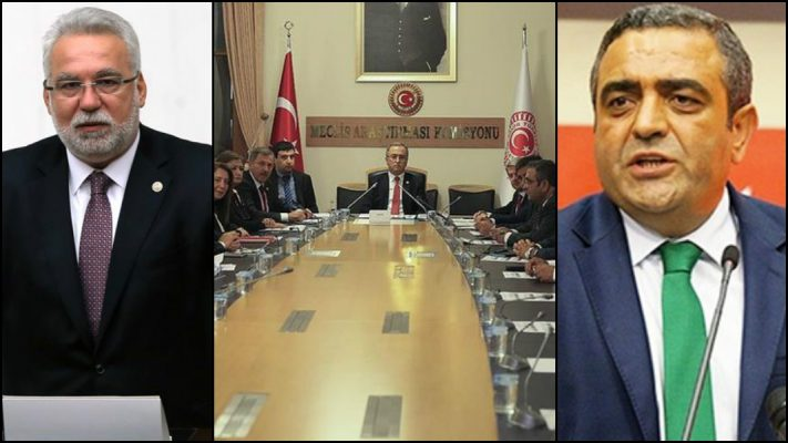 Sezgin Tanrıkulu'dan AKP'li Kocabıyık'a: Eğer CIA bağlantılıysam şerefsizim, değilsem de sen şerefsizsin!