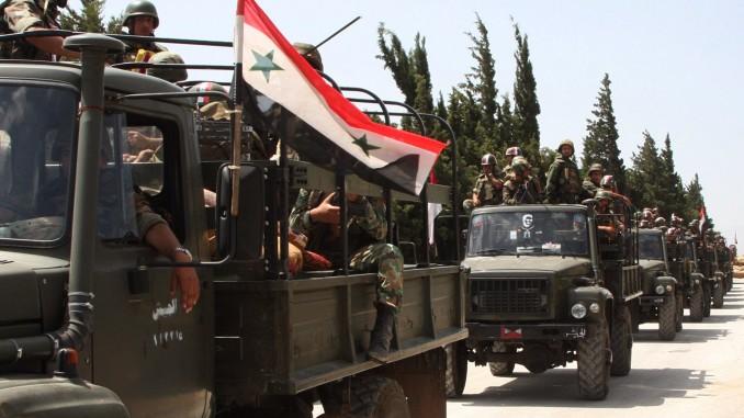 Suriye ordusu, İdlib'te Nusra'ya operasyon başlattı