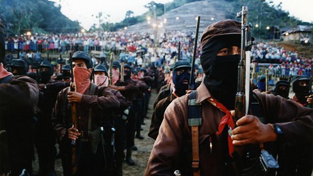 Zapatistalar Meksika'daki 2018 seçimlerine katılacak
