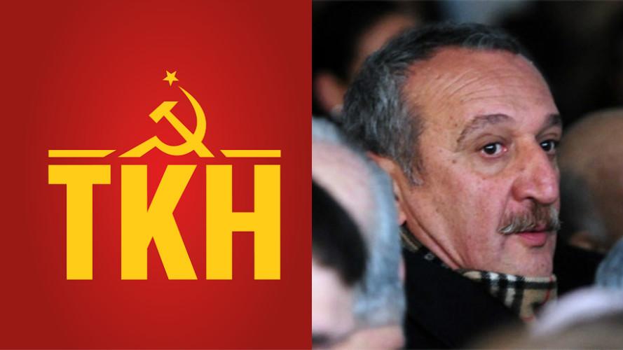 Komünistlerden Ağar'a yanıt: Katillerin, işkencecilerin, faşistlerin günahı çıkmaz!