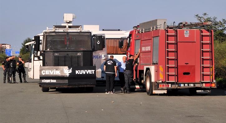 Mardin'de TOMA ile minibüs çarpıştı: Çok sayıda yaralı
