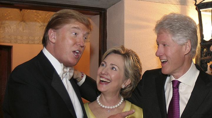 Trump: Clinton seçilirse Üçüncü Dünya Savaşı çıkar