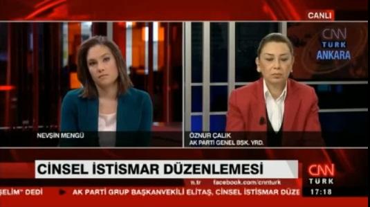 VİDEO | Nevşin Mengü'den AKP'li Çalık'a: 13'ünde bir kız çocuğunun birisinin koynuna sokulması normal mi?