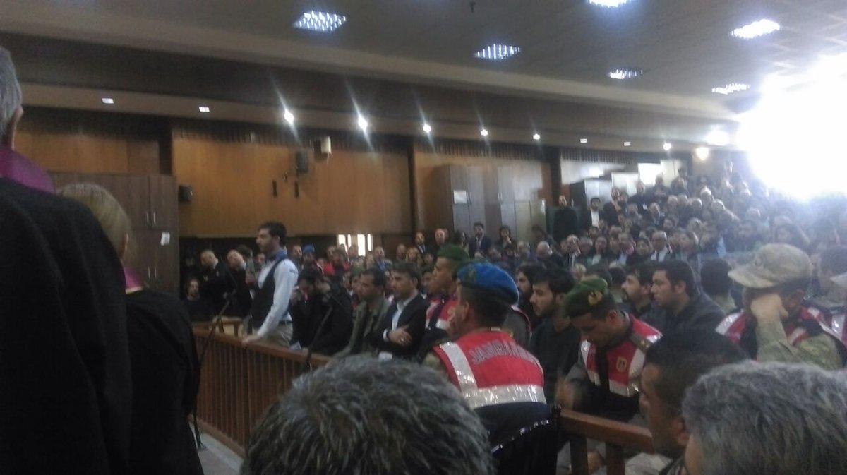 10 Ekim Katliamı davasında sanık ifadesi: Polis'Elinize sağlık' dedi