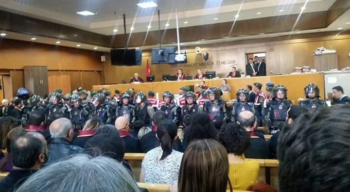 10 Ekim Katliamı davasında ilk duruşma: Sanıklar için 'jandarma duvarı' örüldü