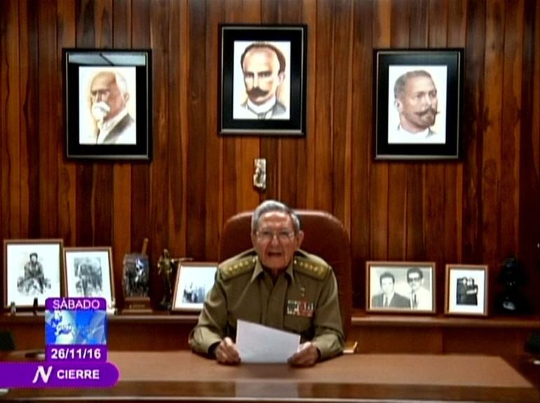 Fidel Castro'nun son isteği bugün yerine getirilecek