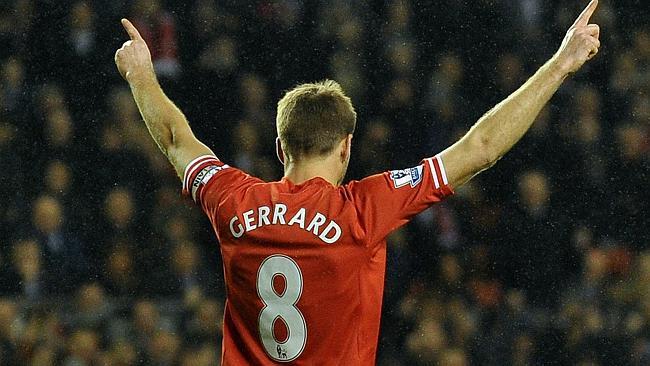 Liverpool'un efsane kaptanı Steven Gerrard futbolu bıraktı