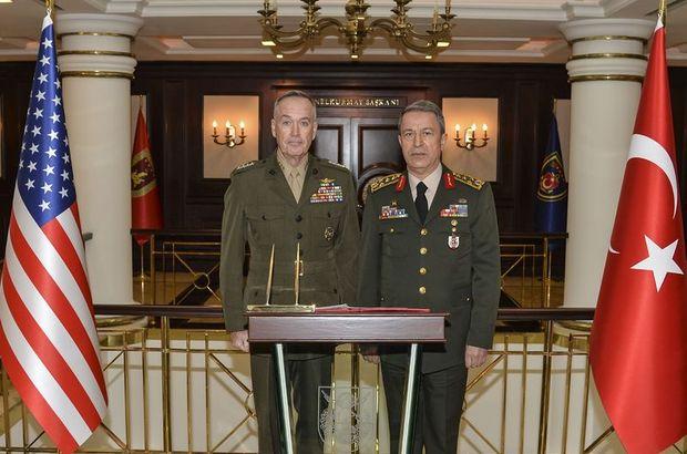 ABD Genelkurmay'a memur atadı: İlişkilerimiz o kadar mükemmel ki...