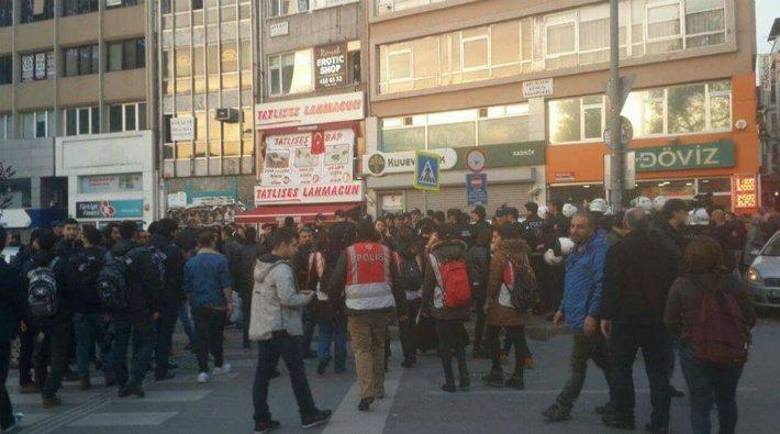 İstanbul, Antalya ve Samsun'da polis saldırısı