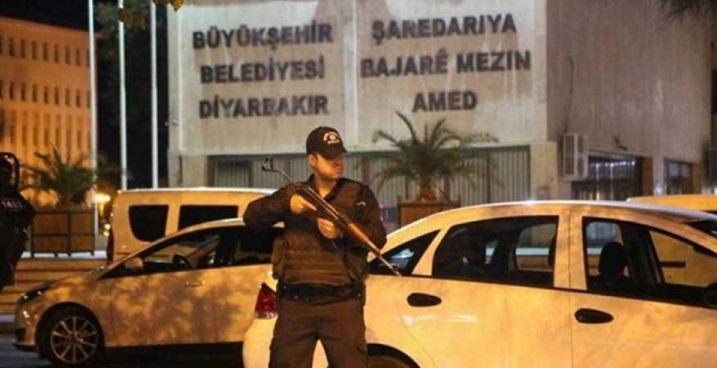 Diyarbakır'da Erdoğan alarmı