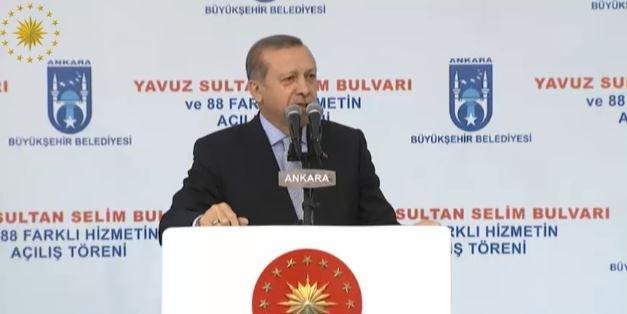 Erdoğan'dan CHP'ye: Bedel ödeyeceksiniz