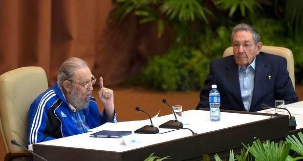 Fidel Castro'nun son kongre konuşması: