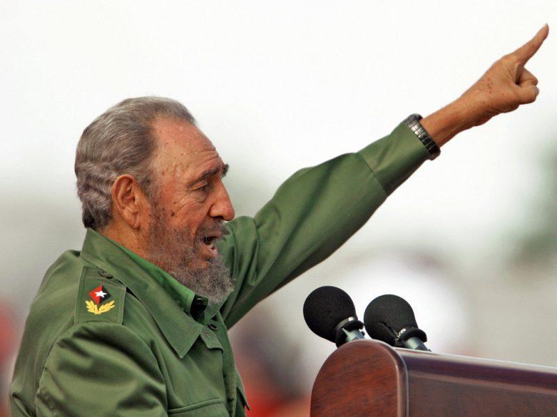 SERBEST KÜRSÜ | Fidel: Neden komünist oldum?