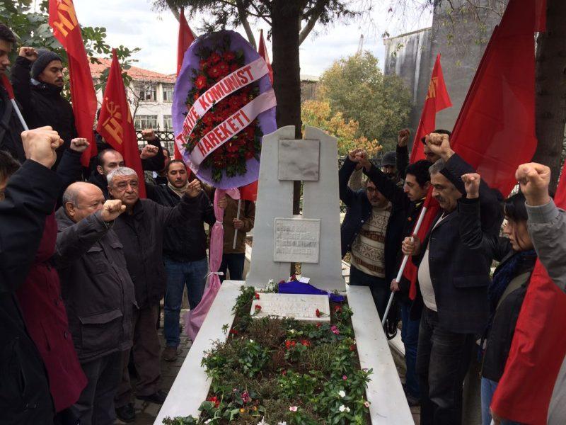 Mustafa Hayrullahoğlu ve Talip Öztürk anıldı