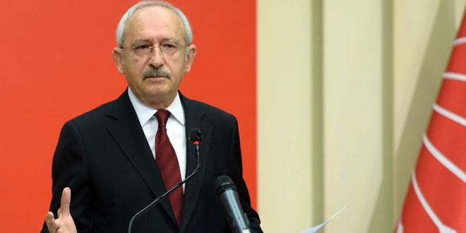 Kılıçdaroğlu: Adaletsiz bir devlet olabilir mi?