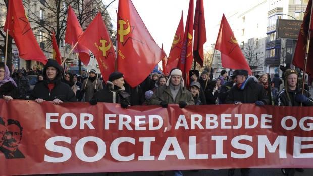 KPD, Danimarka'daki mücadeleyi Manifesto'ya anlattı
