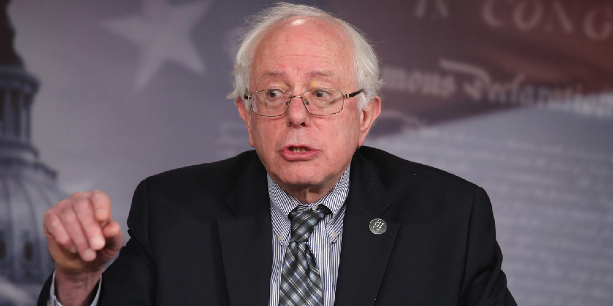 'Solcu' Sanders resmen açıkladı: Trump'la çalışmaya hazırım