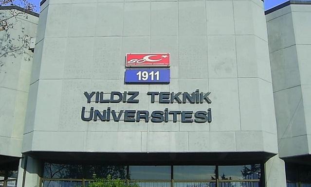 Yıldız Teknik Üniversitesi'ne operasyon