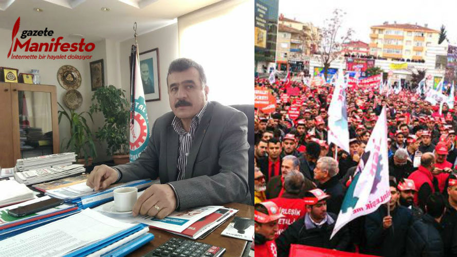 BMİS Genel Başkanı Serdaroğlu: Tepki hiç beklenmeyen bir zamanda ortaya çıkabilir