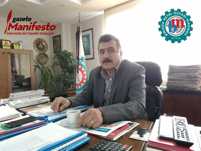 Adnan Serdaroğlu: 2017 yeni bir sürecin başlangıcı olabilir