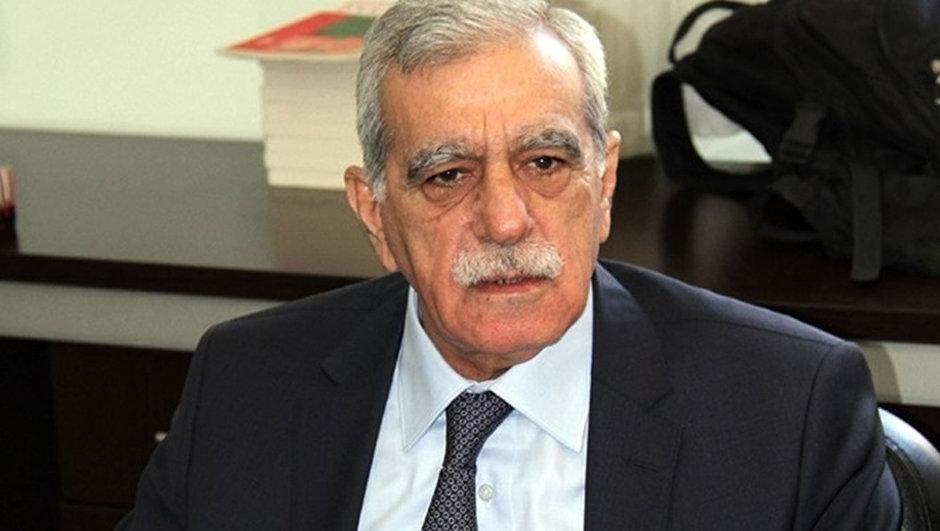 Ahmet Türk'ten 'Adalet Yürüyüşü' kararı
