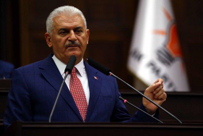 Binali Yıldırım'dan Cumhuriyet'e operasyon açıklaması: Bir çizgi de biz çekeriz
