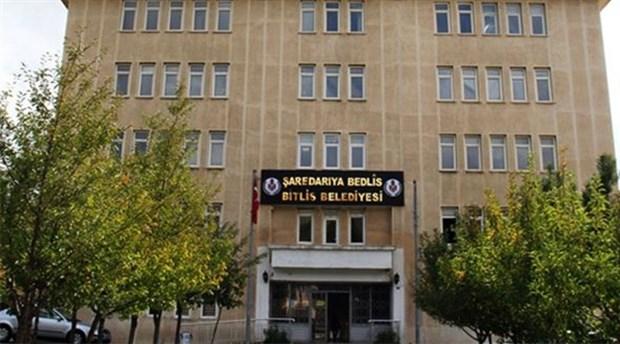 Bitlis ve Kızıltepe Belediyeleri'ne operasyon!