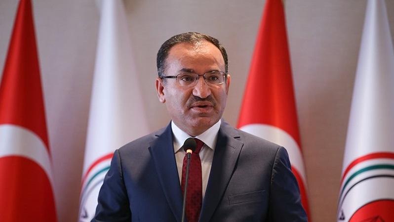 Bekir Bozdağ: Kılıçdaroğlu'nun açıklamasını kargalara sormak lazım