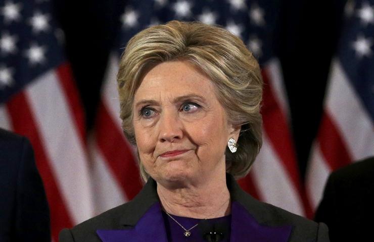 Hillary Clinton'dan ilk yorum: Trump ABD için iyi bir başkan olacaktır