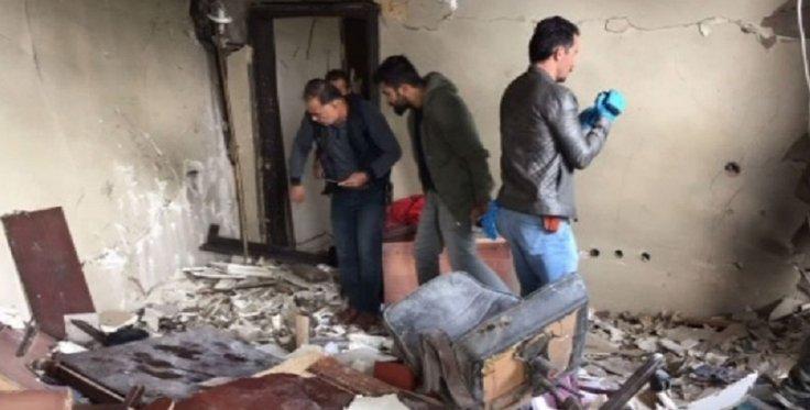 Derik Kaymakamlığı'na bombalı saldırı