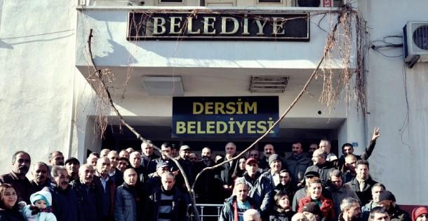 Dersim'de Belediye Başkanı ile EMEP, HDP, DBP, DİSK ve BES il başkanları tutuklandı!