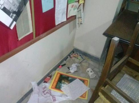 OHAL darbesi: DHF'ye de polis baskını yapıldı, bürolar talan edildi