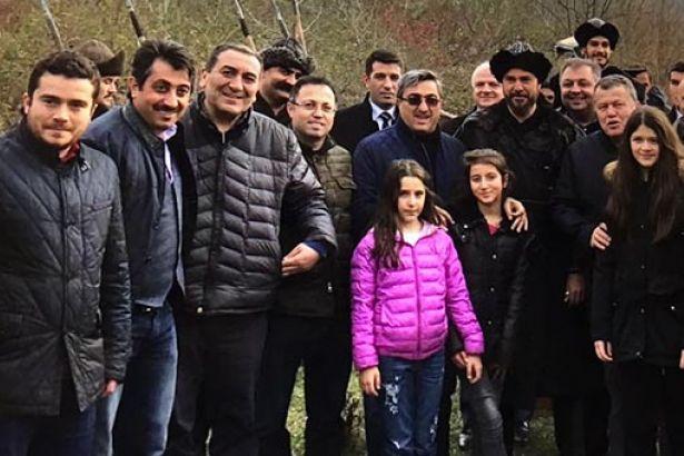 Erdoğan'la çay toplayan Yargıtay Başkanı'nın yeni durağı şaşırtmadı