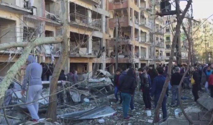 Diyarbakır'da bombalı araçla saldırı: Ölü ve yaralılar var