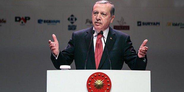 Erdoğan için yasa teklifi: 'Gazilik' unvanı verilsin