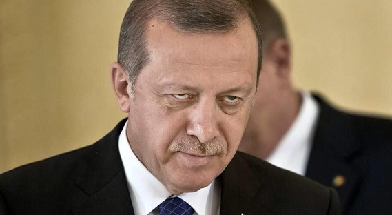 Erdoğan, 'Türkiye, basın özgürlüğünde önde gelen ülkelerden' demişti: 'Basını en çok baskılayan lider' seçildi