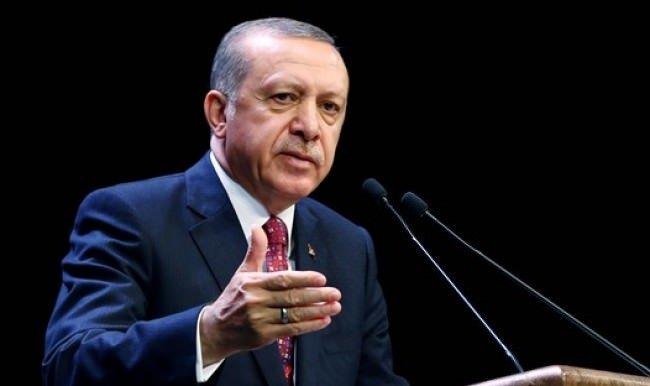 'Ulan' yalnız Erdoğan'a serbest!