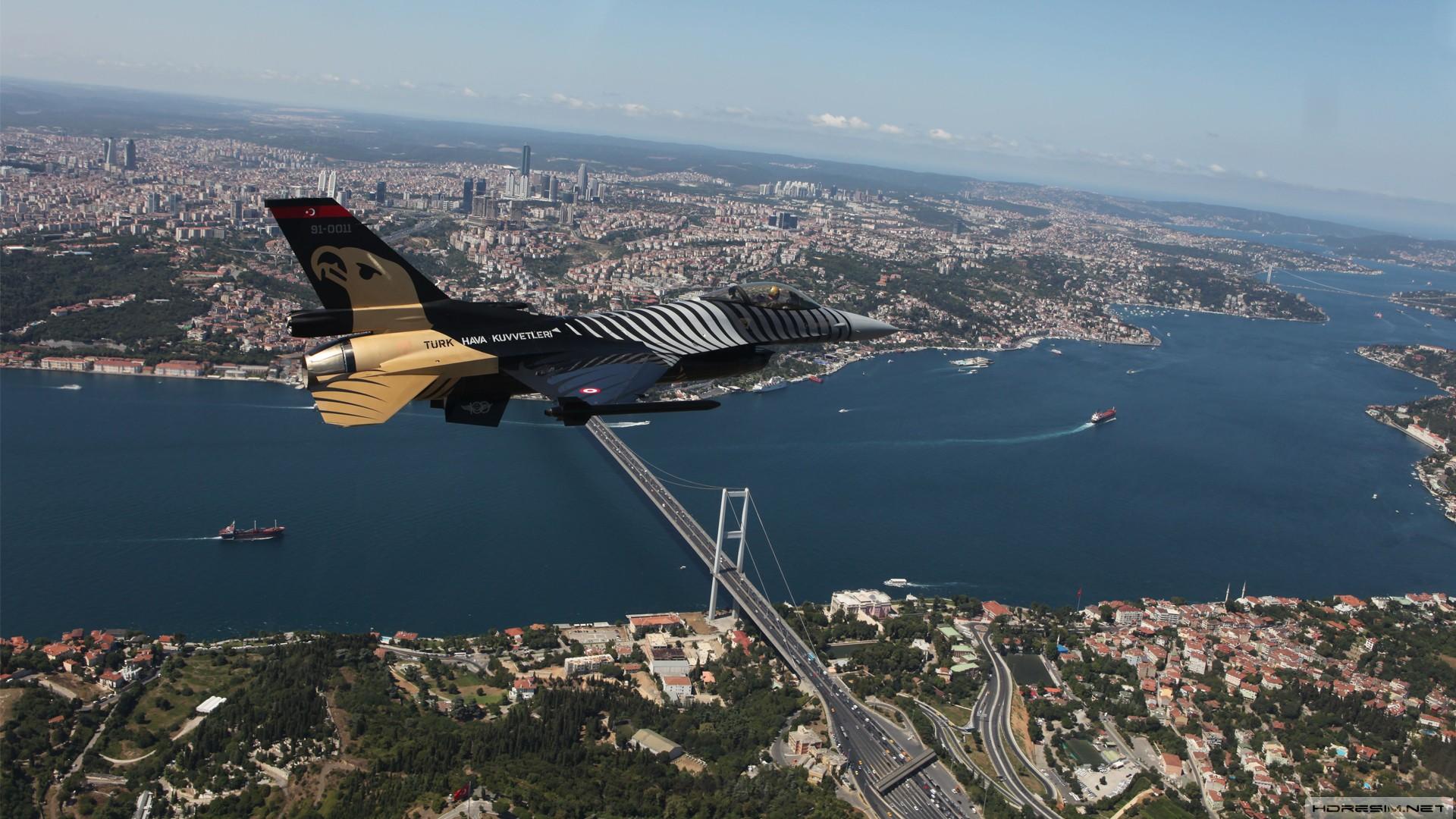 TSK'ya ait hava araçlarına uçuş yasağı