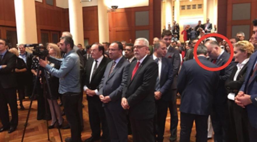 Fıkra değil AKP Türkiyesi: Gülen'in iadesi için ABD'ye giden müşavir 'FETÖ'den ihraç edildi