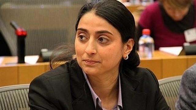 HDP'li milletvekili Feleknas Uca'ya on beş yıl hapis istemi!