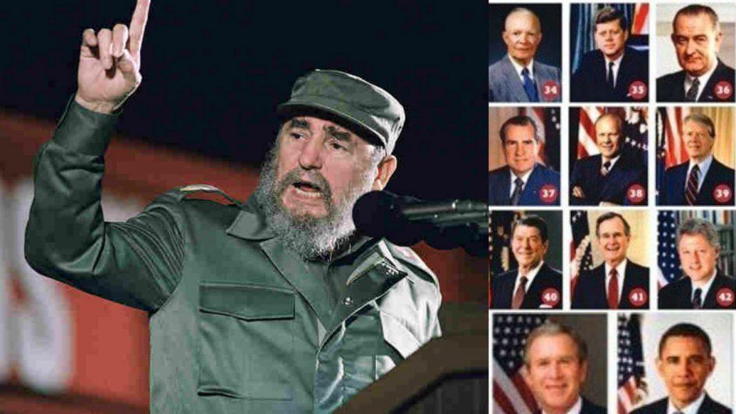 Bir on birden büyüktür: Bu dünyadan Fidel geçti...
