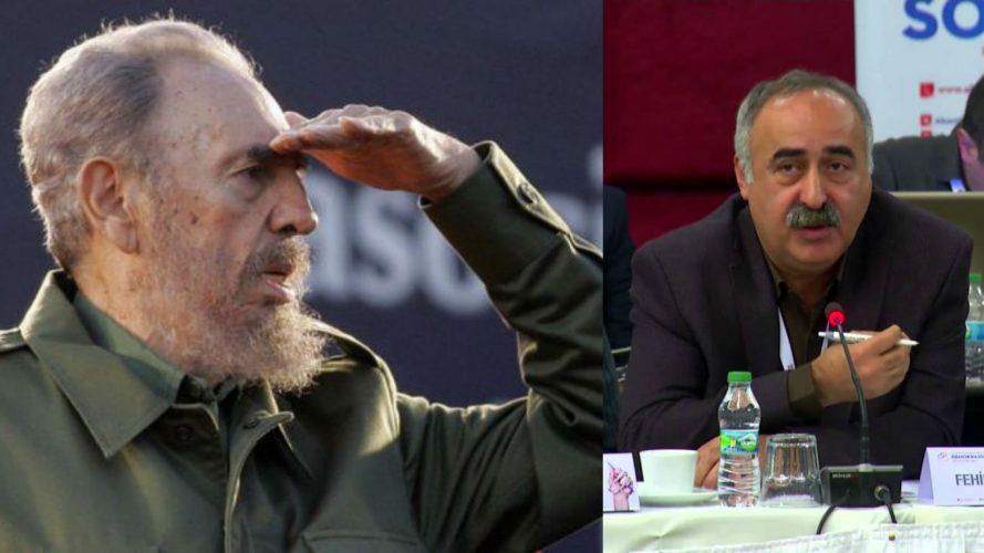 Fehim Işık'a küçük bir hatırlatma: Fidel milliyetçi değil komünistti!
