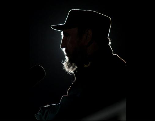 Fidel'in külleri devriminin rotasında dolaştırılacak...