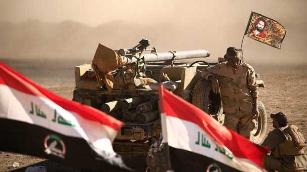 IRAK | Haşdi Şabi Telafer'i kuşattı!