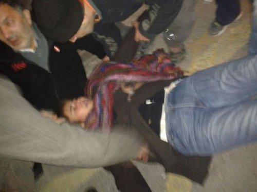 VİDEO | OHAL darbesi: Halkın Hukuk Bürosu'nu basan polis avukatları darp ederek gözaltına aldı